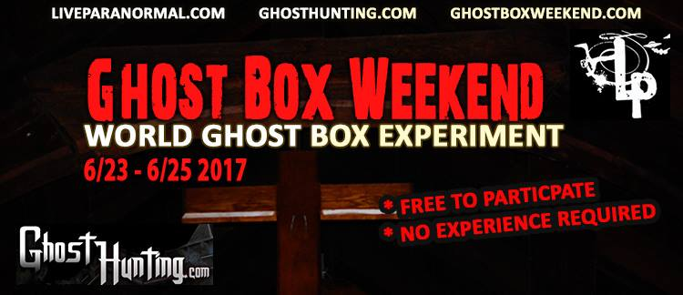 Live Paranormal Investigation & Ghost Box Experiment from Poasttown